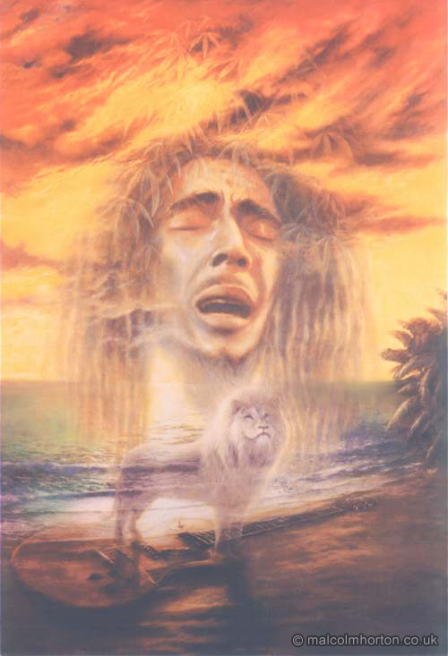 My Tributes To Bob Marley