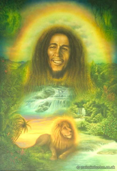Bob Marley - Rainbow Countryman