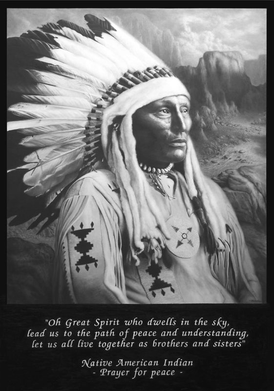 Native American Indian Inspiration