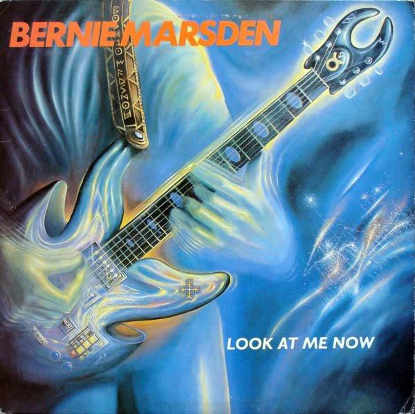 Bernie Marsden - Look At Me Now